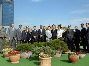 Hanjin, yıllık acente toplantısı yapıldı