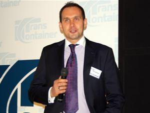Transcontainer şirketinin tanıtımı yapıldı