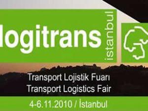 Logitrans Transport Lojistik Fuarı açılıyor