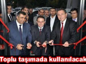 Malatya'da 8 yeni otobüs filoya katıldı