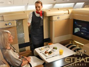 Etihad'dan 'Diamond First Class' fırsatı