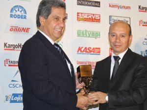 """""""Logitrans 2010 Lojistik Ödülleri"""" verildi"""