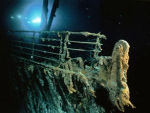 Titanik Kalıntıları Sergisi Londra'da açıldı