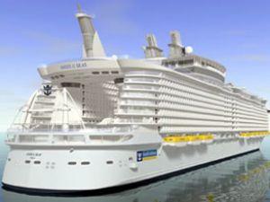 Allure Of The Seas 1.2 milyar $ değerinde
