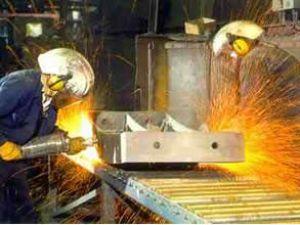 Sanayi üretimi yükselişini sürdürdü