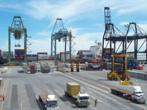 Portunus Dubai Limanı'nı yeniliyor