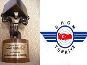 SHGM, Jüri Özel Ödülü'ne layık görüldü