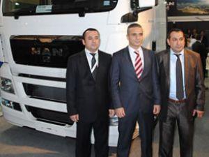MAN'ın hedefi 2 bin kamyon satışı