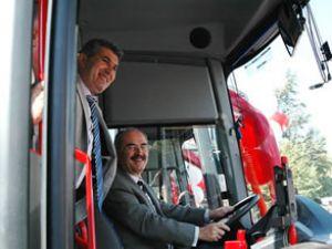 5 adet Doruk 190H, Eskişehir'de