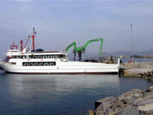 Turistler Dikili Limanı'na yönlendiriliyor