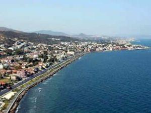 Deniz taksi İzmir'de deneme seferine çıktı