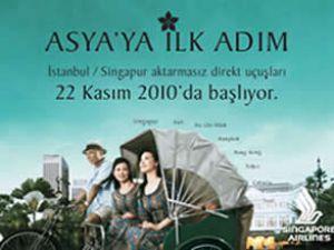 İstanbul'dan direkt uçuş yapılacak