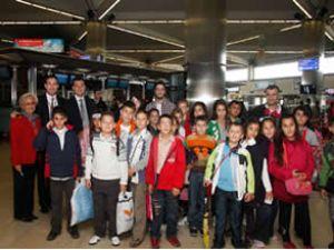 AtlasJet'ten çocuklara 10 Kasım seyahati