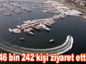 Boat Show'da 5 günde 470 tekne satıldı