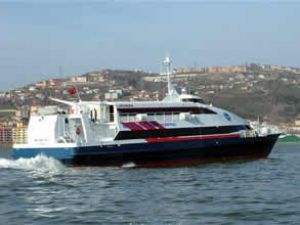 Kocaeli'de deniz otobüsleri bayramda indirimli