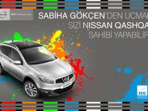 İSG'den Nissan Qashqai kazanma fırsatı