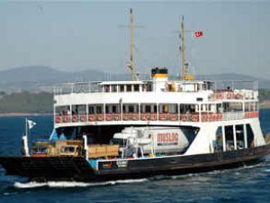 Kepez-Eceabat hattı geçici kapatılacak