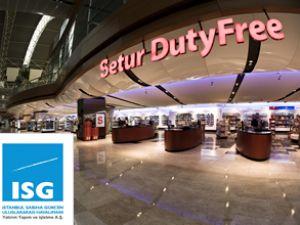 İSG Duty Free'de Adios Kart'a indirim
