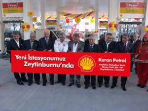 Shell'den Zeytinburnu'nda çifte istasyon