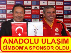 Galatasaray'ı Anadolu Ulaşım taşıyacak