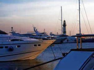 Didim Marina'da 46 tekne sergileniyor