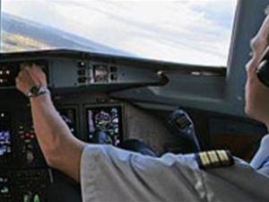 Türk Hava Yolları'nın kokpiti BM gibi oldu