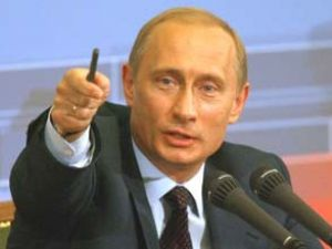 "Putin'in yatı ""Olimpia"" Larnaka Limanı'nda"
