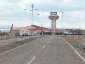 Ağrı Havalimanı yakında hizmete açılıyor