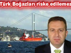 İstanbul Boğazı gemi trafiğine doydu