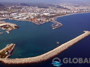 Antalya Limanı konteyner hacmini artırdı