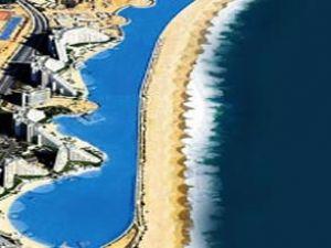 Anadolu'ya denizi getirme gerçek oluyor