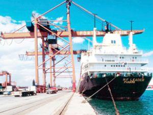 Mersin Limanı'nda elleçleme rekoru kırıldı