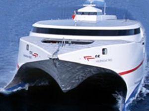 Incat, LNG yakıtlı hızlı feribot inşa ediyor