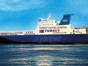 'Türkiye Yüzer Gemisi' hazırlıkları sürüyor