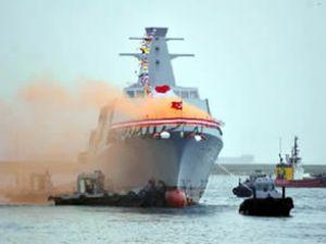 Büyükada gemisinin inşası devam ediyor