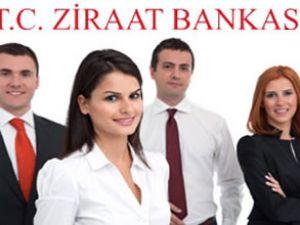 Ziraat Bankası 2 bin 500 personel alacak