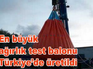 Safetmade en büyük su balonunu üretti