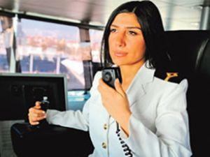 İDO'nun en genç ve tek kadın kaptanı
