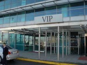 VIP salonunu kullanan kişi sayısı azaldı