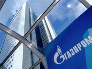 Gazprom'dan Ukrayna'ya gaz jesti