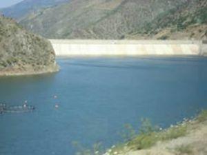 Bağıştaş Barajı'na 253 milyon dolar kredi