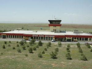 Sivas Havaalanı binası 5 Aralık'ta açılıyor