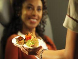 Emirates'e en iyi yemek servisi ödülü