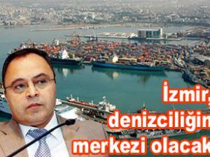 İzmir'e yeni bir kruvaziyer limanı yapılmalı