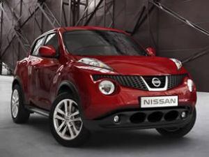 "Emniyet'in filosuna 4 adet ""Nissan Juke"""