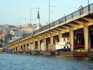 Unkapanı Köprüsü trafiğe kapatılacak