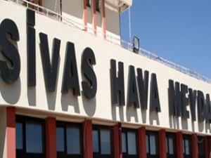 Yenilenen Sivas Havaalanı hizmete girdi