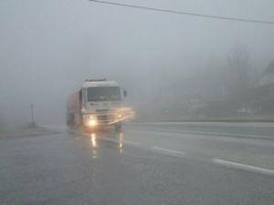 Bolu Dağı, araçlara geçit vermiyor