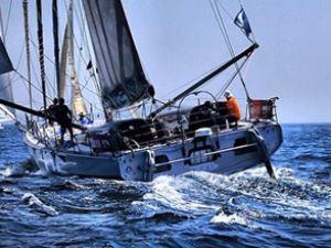 Denizcilik Fuarı'nda 'Europa Race' tanıtıldı
