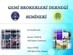 """İÜ DUİM """"Brokerlik Semineri"""" düzenliyor"""
